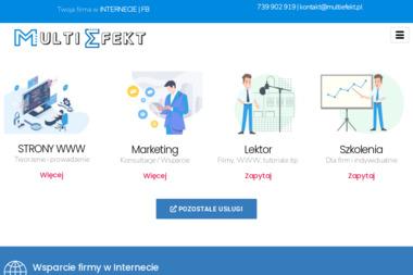 Multiefekt - Biznes plan Gliwice
