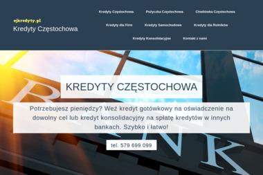 Kredyty Częstochowa - Kredyt gotówkowy Częstochowa