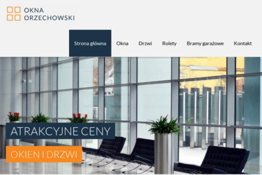 Okna Orzechowski - Stolarka Aluminiowa Wielowieś