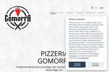 Pizzeria Gomorra - Usługi Gastronomiczne Katowice