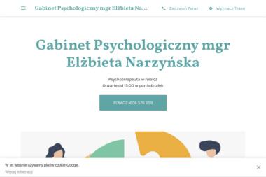 Gabinet Psychologiczny mgr Elżbieta Narzyńska - Psycholog Wałcz
