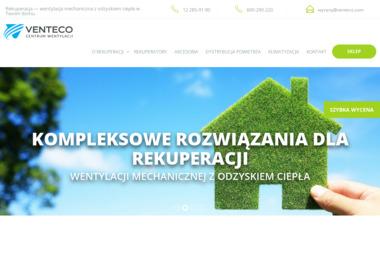 Venteco Sp. z o.o. - Wentylatory Kanałowe Węgrzce