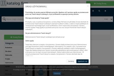 TEL-BUD - wypożyczalnia sprzętu budowlanego - Wypożyczalnia Sprzętu Budowlanego Kielce