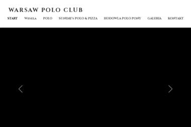 Warsaw Polo Club - Agencje Eventowe Jeziórko