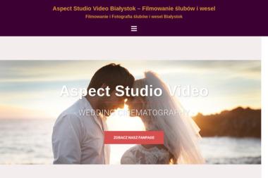 Aspect Studio Video - Wideofilmowanie Białystok