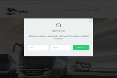 Przewozy autobusowe Rombus Jan Sroka - Przewóz osób Tczew