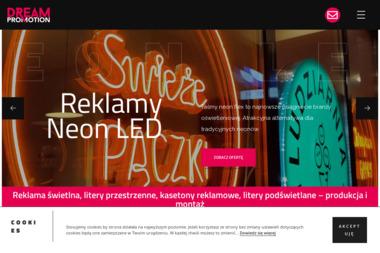 Dream Promotion - Agencja Interaktywna Piaseczno