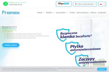 Framex Okna Szczecin - Rolety zewnętrzne Szczecin