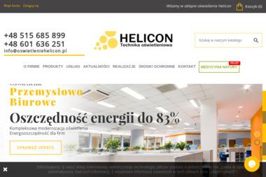 Helicon Sp. z o.o. - Lampy Kleszczów