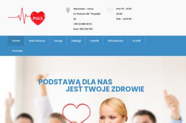 Lecznica Lekarzy Specjalistów PULS - Terapia uzależnień Warszawa