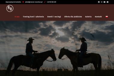Klub Jeździecki w Stylu Western Ranczo Rosochacz - Stadniny i jazda konna Koziegłowy