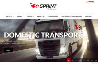 Sprint Logistyka Polska S.A. S.K - Przeprowadzki Chorzów