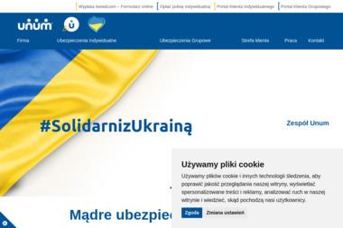 Unum Życie TUiR S.A. - Ubezpieczenia Katowice