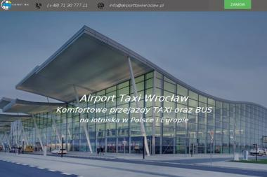 Transfer z lotniska Wroclaw Airport Taxi - Kurier Siechnice