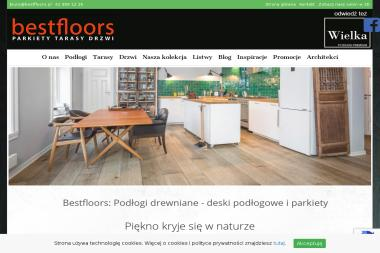 Bestfloors - Schody Metalowo-drewniane Luboń