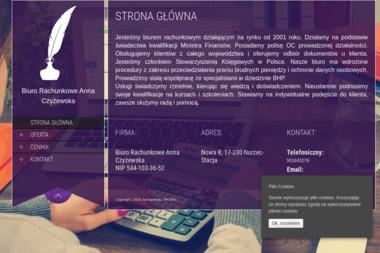 Biuro rachunkowe Anna Czyżewska - Biuro rachunkowe Białystok