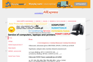 BIUROTECH - Alarmy Sieradz