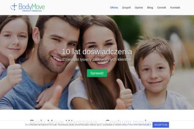 Body Move Centrum Medyczne - Ortopeda Warszawa