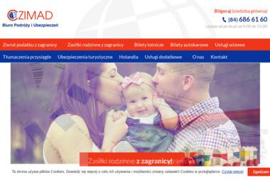 Biuro Podróży i Ubezpieczeń Czimad - Doradztwo, pośrednictwo Biłgoraj