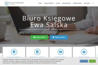 Biuro Księgowe Ewa Salska - Firma konsultingowa Warszawa