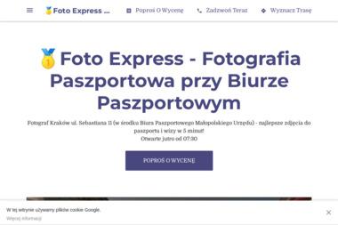 FotoExpress - Fotografowanie Kraków
