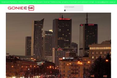 Kurier Warszawa Goniec - Kurier Warszawa