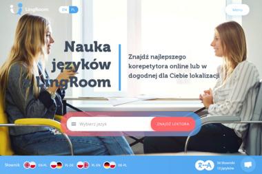 LingRoom Sp. z o.o. - Szkolenie Warszawa