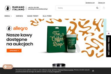 Mariano Italiano - Urządzenia dla firmy i biura Katowice
