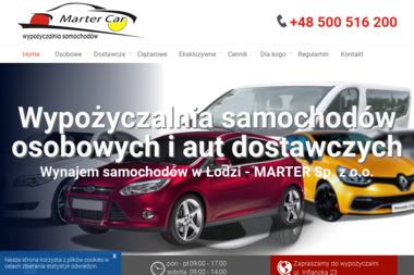 MARTER Sp. z o.o. - Wypożyczalnia Samochodów Łódź
