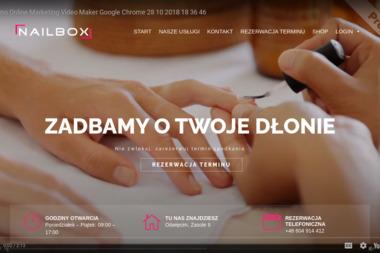 NailBox - Stylista Oświęcim