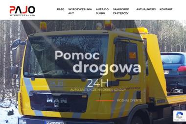 PAJO Wypożyczalnia Paweł Szymański - Wypożyczalnia samochodów Turek