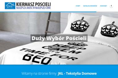 """Przedsiębiorstwo Wielobranżowe """"JKŁ"""" Waldemar Żyszkiewicz - Firmy odzieżowe Kętrzyn"""