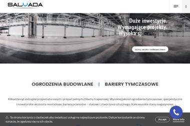 SALVADA PL SPÓŁKA Z OGRANICZONĄ ODPOWIEDZIALNOŚCIĄ - Ogrodzenia panelowe Kraków