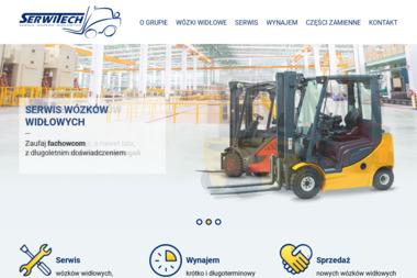 P.H.U. SERWITECH Marzena Hasińska - Wózki paletowe elektryczne BĄCZYLAS