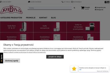 Sabaj System - Hurtownia elektryczna Kraków