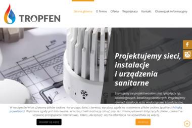 Przedsiębiorstwo Instalacyjne TROPFEN Mariusz Bodnar - Projektanci Instalacji Sanitarnych Koszalin