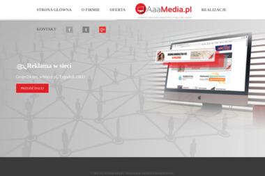 AaaMedia.pl Mateusz Adamski - Reklama internetowa Grójec