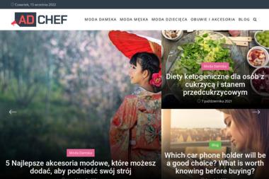AdChef - Przepis na skuteczny marketing w internecie - Reklama internetowa Warszawa