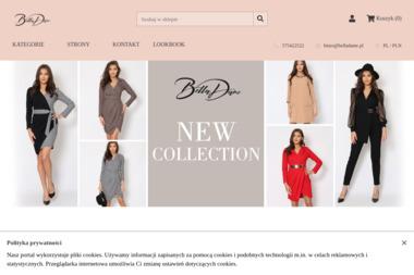 Fenimark Bella Dame sp. z o.o. sp. k. - Producent Odzieży Damskiej Gorzelnia