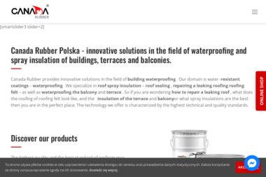 Canada Rubber Polska Sp. z o. o. - Hydroizolacja Fundamentów Kraków