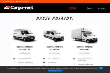 Cargo-Rent - Wynajem Rusztowania Dąbrowa Górnicza