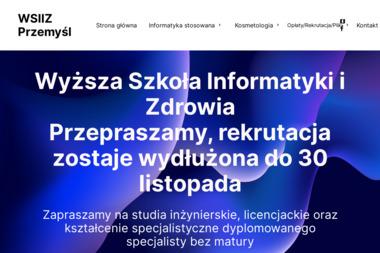 Wyższa Szkoła Informatyki i Zarządzania w Przemyślu - Uczelnie wyższe Przemyśl