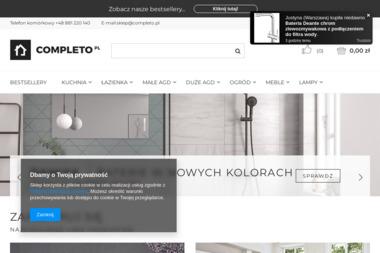 Completo.pl - Grzejniki, ogrzewanie Wólka pozna艅ska