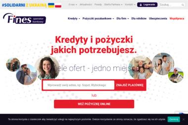 Fines Operator Bankowy - Pośrednicy Kredytowi Świdwin