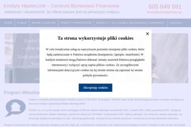 Centrum Biznesowo-Finansowe Joanna Bednarz - Doradztwo Kredytowe Lublin