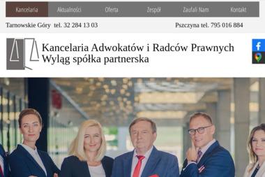 Kancelaria Adwokatów i Radców Prawnych Wyląg sp.p - Radca prawny Tarnowskie Góry