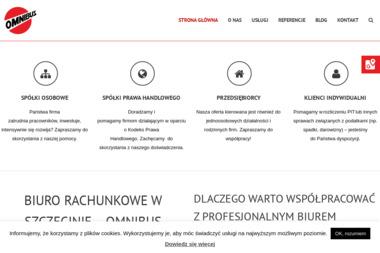 Kancelaria Doradztwa Podatkowego OMNIBUS Barbara Marciniak-Marecka - Doradca Podatkowy Szczecin