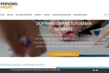 Personel Profit Sp. z o.o. - Badania i rozwój, analizy Sopot