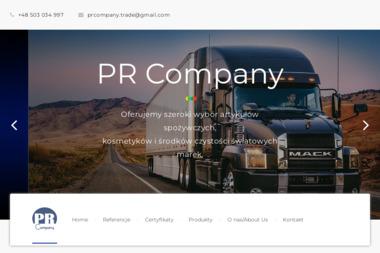 PR Company Sp. z o.o. - Dostawcy artykułów spożywczych Kraków