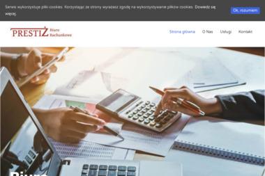Biuro rachunkowe Prestiż - Usługi podatkowe Zabrze